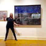 Deborah – Pro Hart Outback Art Prize Finalist
