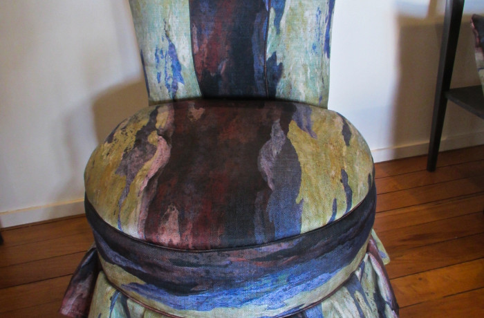 Blue Gum Chair – $550 (Sold)
